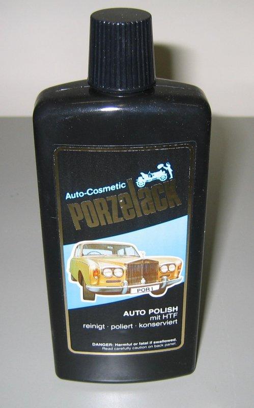 Auto Polish Teflon Poliermittel