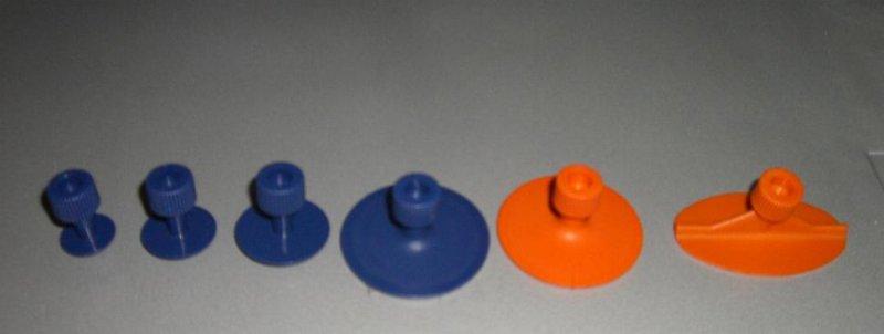 WPT Lifting Tabs orange 50 x 30 mm 5 Stück
