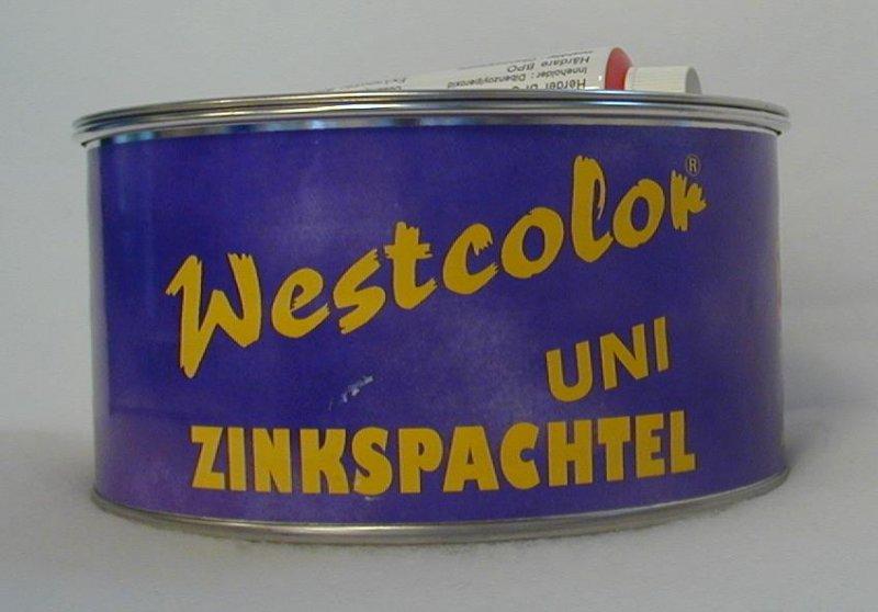 Kitt Zinkspachtel Uni 2 kg