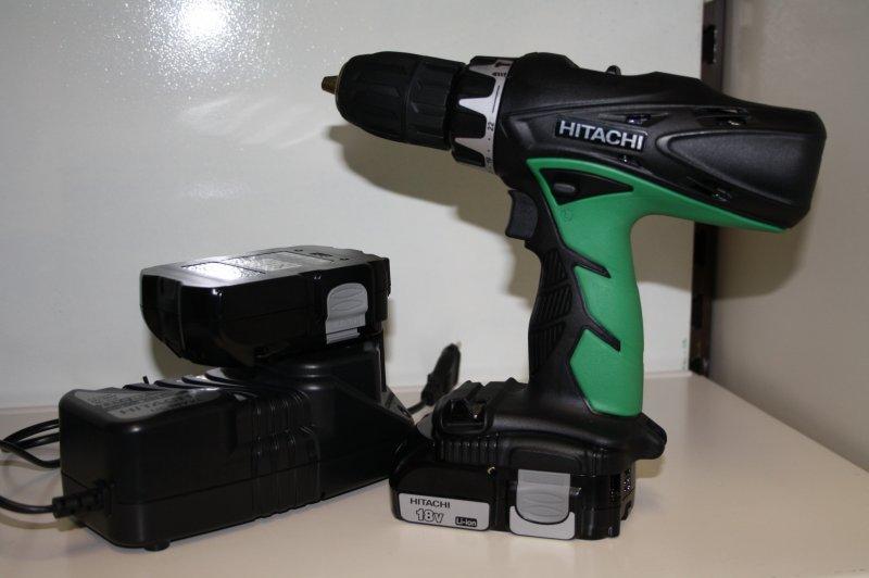 Hitachi Akkuschrauber 18 Volt