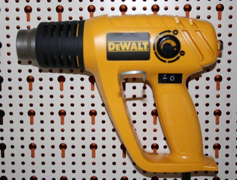 Heißluftpistole 2000W Dewalt