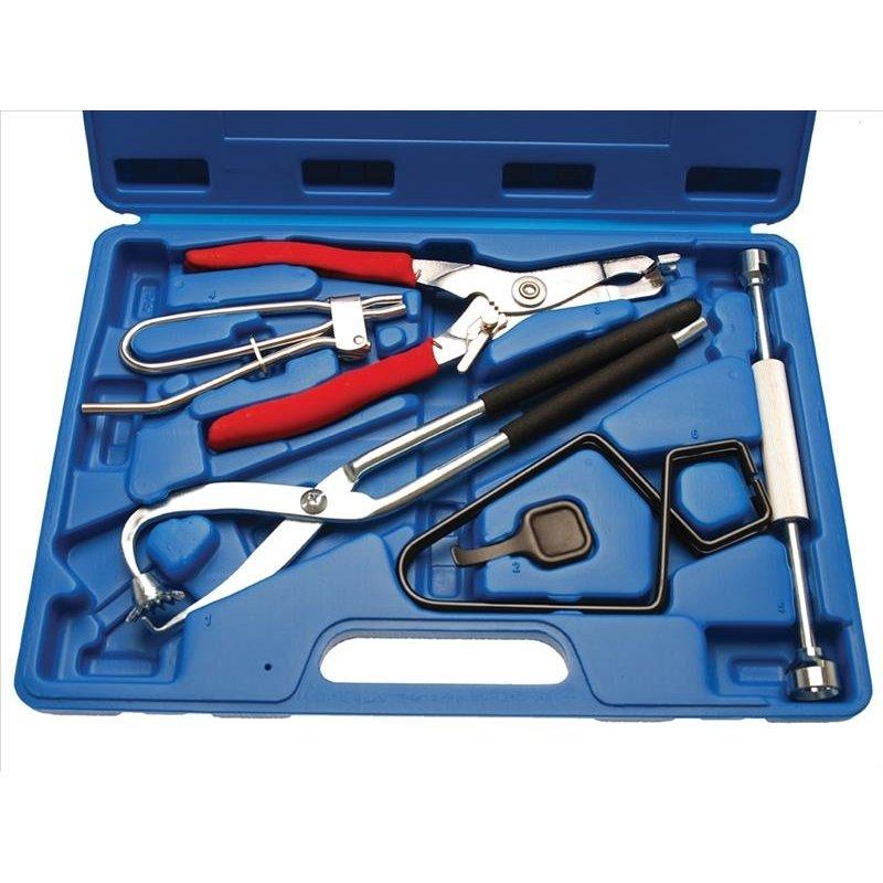 Trommelbremse Werkzeug Bremsfedernzange - 6-tlg.