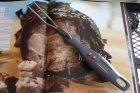 Grillgabel mit Temperaturanzeige Digital