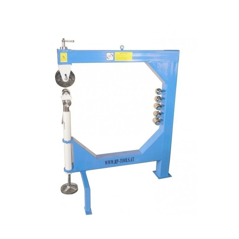 Rollenstreckmaschine English Wheel