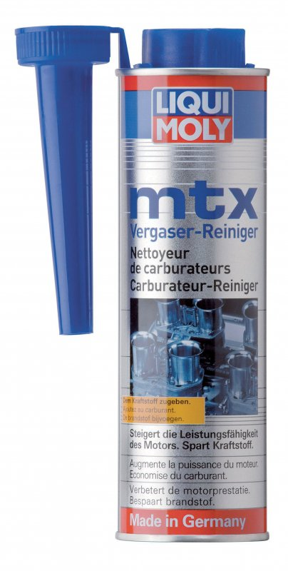 mtx Vergaser-Reiniger 300ml
