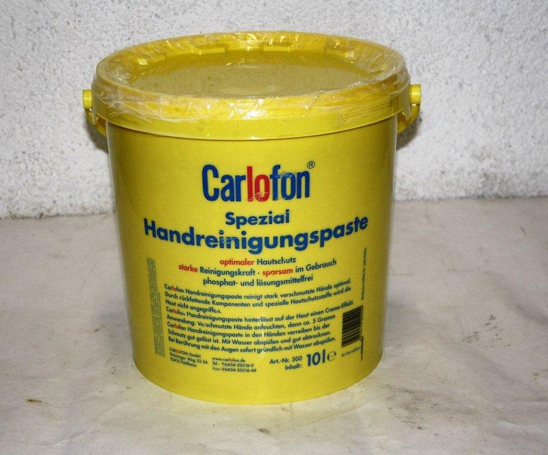 Handwaschpaste 10Liter Eimer
