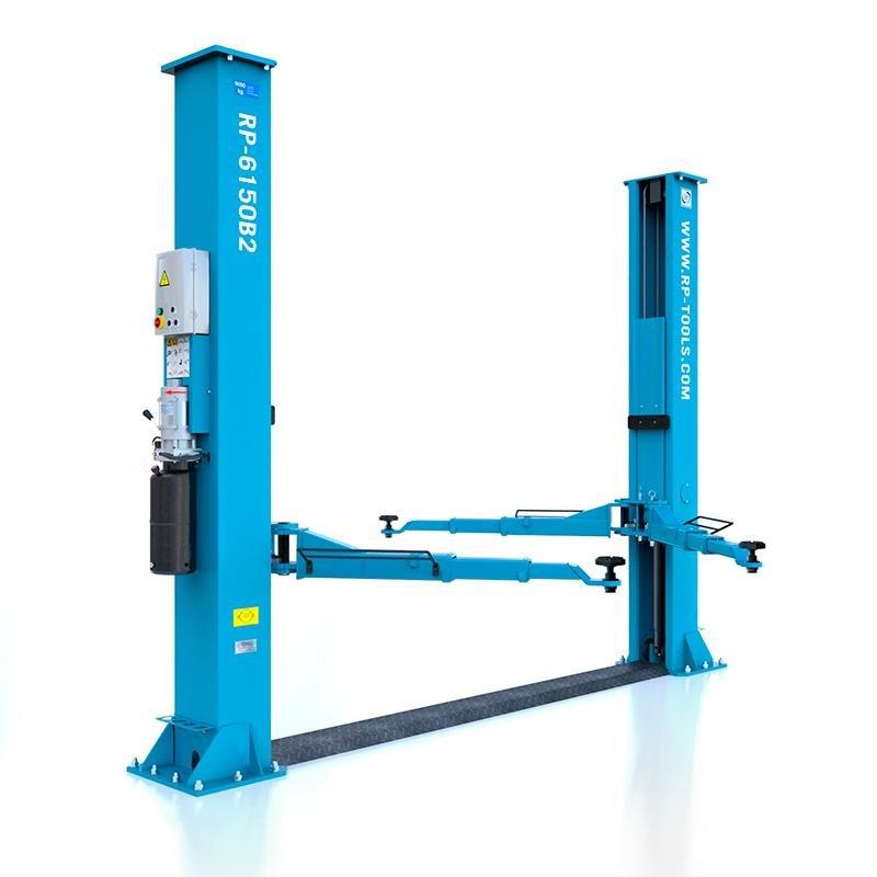 2-Säulen Hebebühne hydraulisch UV 5.0 Tonnen 400V