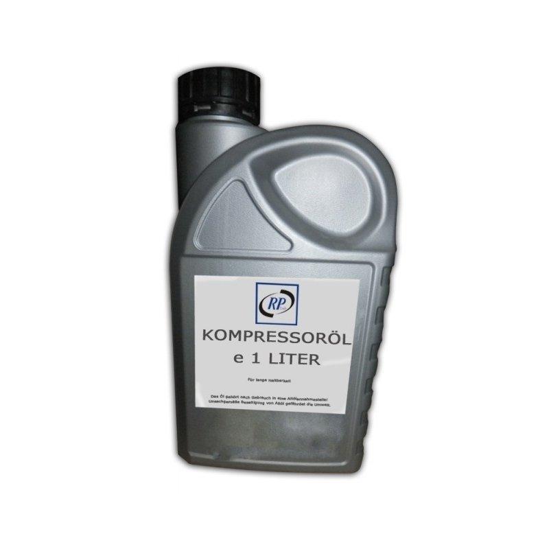 Öl Kompressoröl. Kompressorenöl 1L