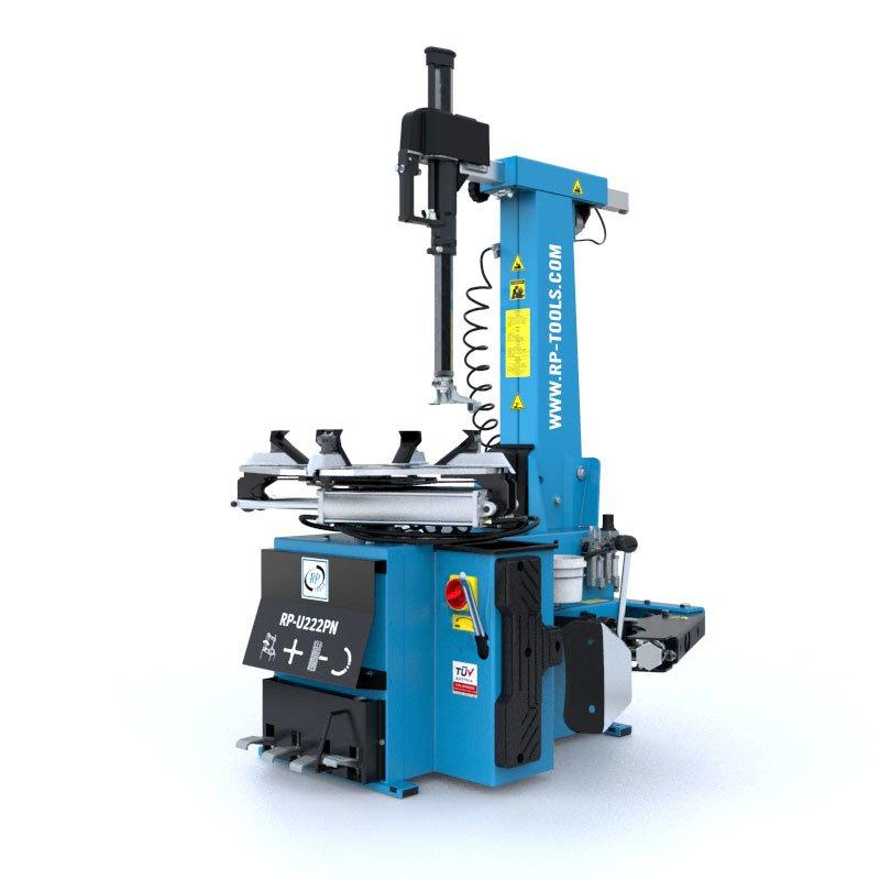 Montiermaschine Super-Automatik 400 V (2 Stufen) 10-24 Zoll