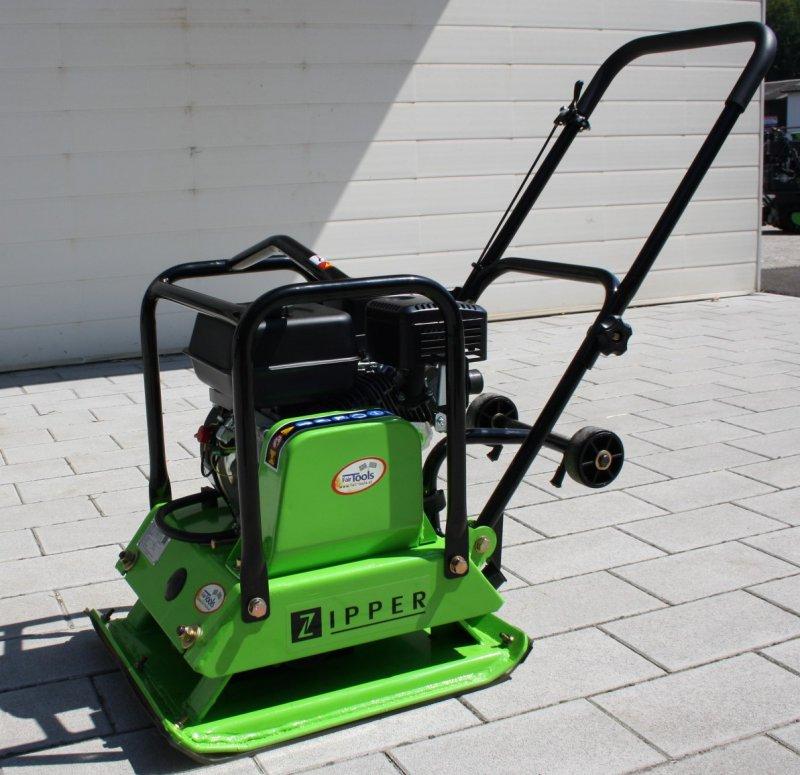 Zipper Rüttelplatte RPE90C 90kg Profiline