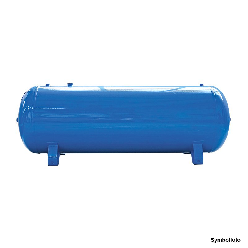 Kessel Druckluftkessel Druckluftbehälter liegend 270 l, 11 Bar