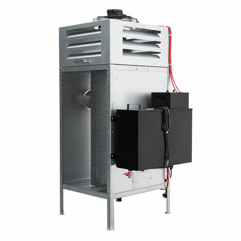 Universalölofen Universalölheizung Hallenheizung 8-30 kW