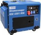 Stromerzeuger 380V 3300 / 5000 W DIESEL